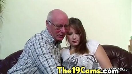 Slutty daughter amateur cam video