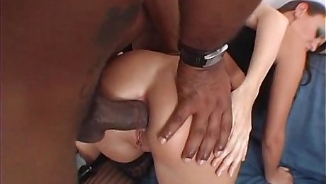 hot chicks fucked by a big black dick NL - 15